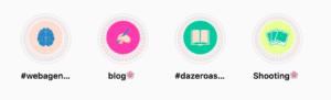 Come creare contenuti in evidenza su Instagram